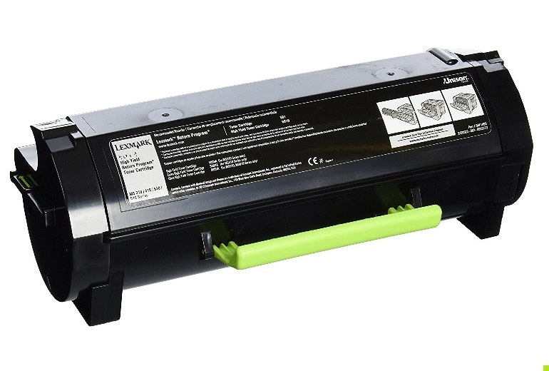 Lexmark Toner 502HR Black